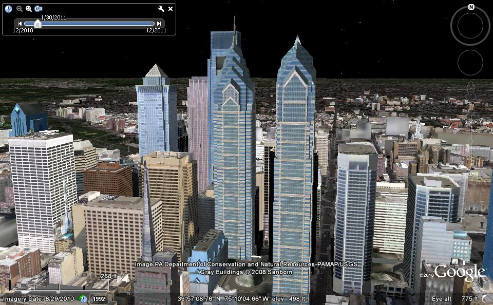 Philly 3D
